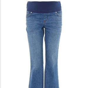 Topshop maternity dree jeans 32 inch leg